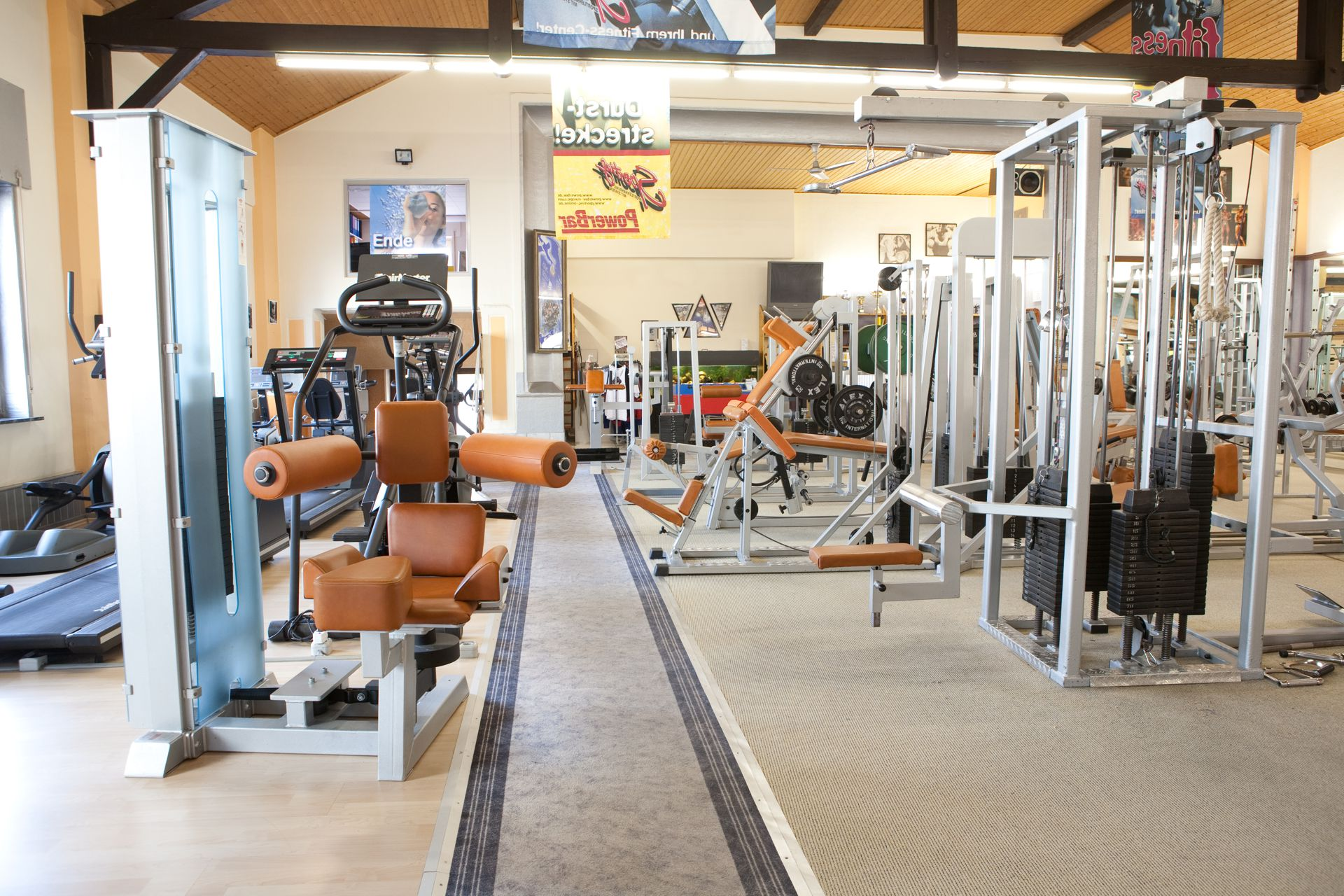 fitnesscenter mechernich